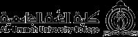 كلية الأمة Logo